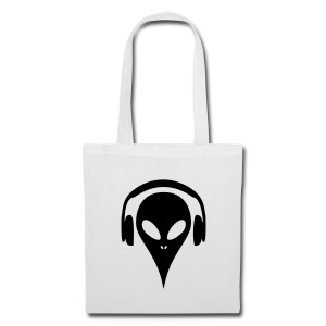 dj-alien-stoffbeutel