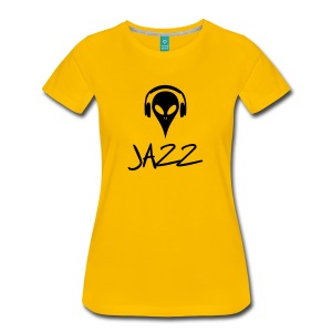 jazz-musik-alien-remix-sample-frauen-premium-t-shirt (2)
