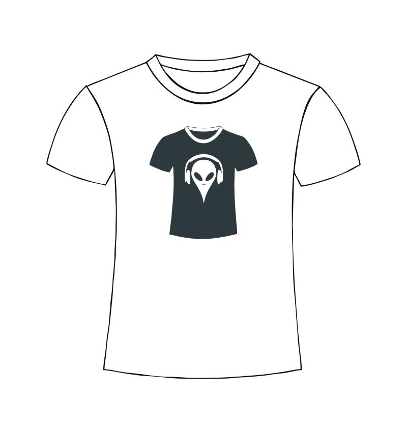 Alien T-Shirt - Shirt