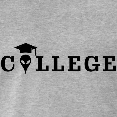 College University Uni Student Alien