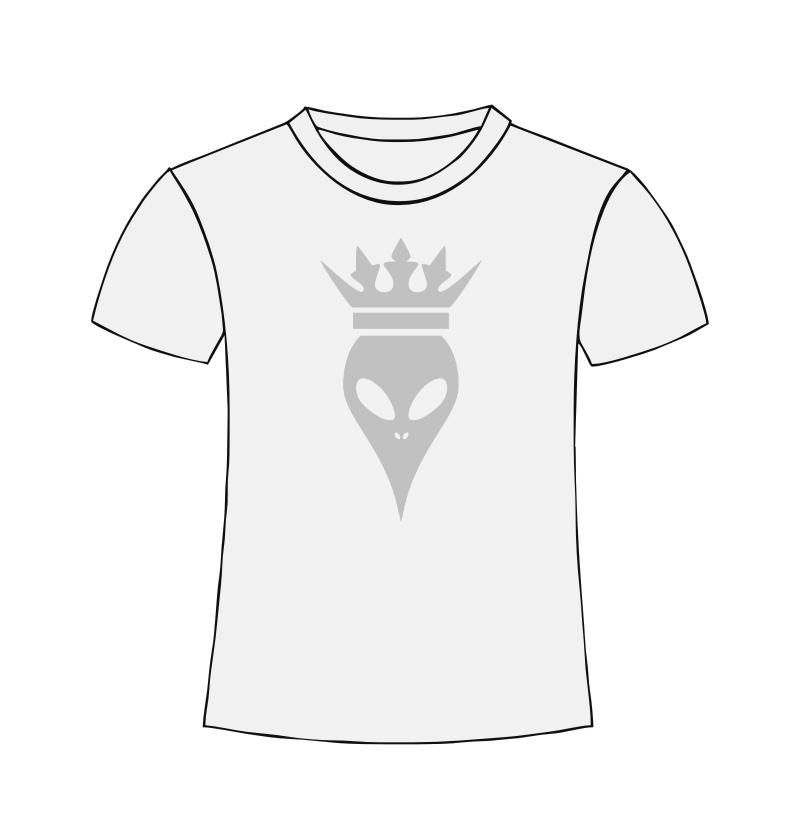 Crown King Alien | www.alien-shirt.com