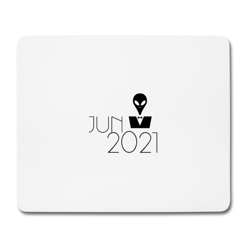 UFO June 2021 Report - Mouse Pad